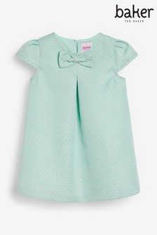 Baker by Ted Baker Girls Pique Dress