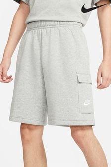 Nike Club Fleece Cargo Shorts