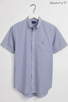 GANT Regular Broadcloth Banker Shirt