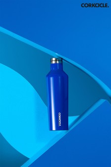 Corkcicle Blue Insulated 265ml Canteen Bottle