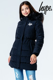 Hype. Fitted Parka Kids Jacket