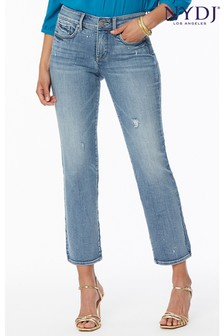 NYDJ Blue Marilyn Jeans