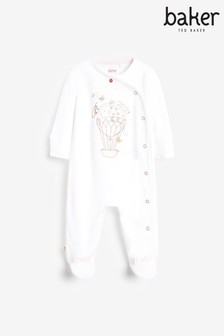 Baker by Ted Baker Born In 2021 Sleepsuit