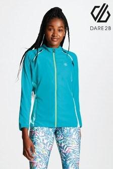 Dare 2b Green Circumspect Lightweight Windshell Jacket
