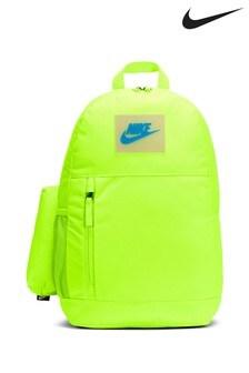 Nike Yellow Volt Elemental Backpack