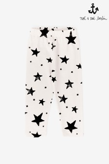 Noé & Zoë Black Stars Leggings