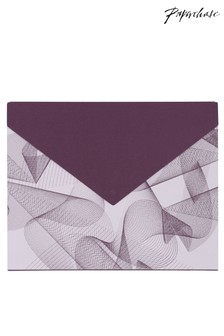Paperchase Beautility 8X10 Notebook With Pocket