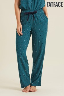 FatFace Green Moon And Stars Joggers