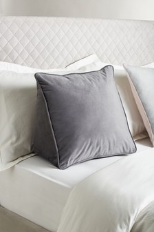 Opulent Velvet Soft Support Wedge Pillow