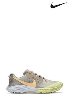 Nike Trail Grey/Green Zoom Terra Kiger  Trainers