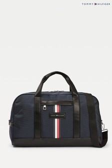Tommy Hilfiger Blue Uptown Duffle Bag
