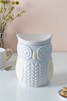 Owl Treat Jar