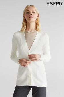 Esprit Natural Ecovero Sweater Cardigan