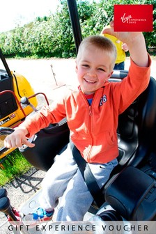 Diggerland Admission For Two Gift by Virgin Experience Days