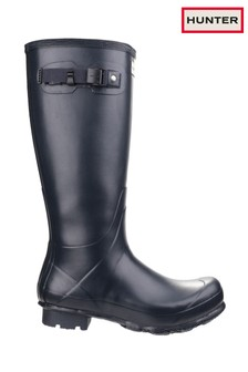 Hunter Blue Norris Field Boots
