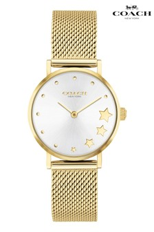 Coach Celestial Mesh Perry Watch