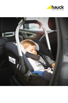 Hauck iPro Baby iSize Car Seat Wild Blooms Black