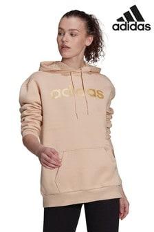 adidas Essential Oversized Longline Hoodie