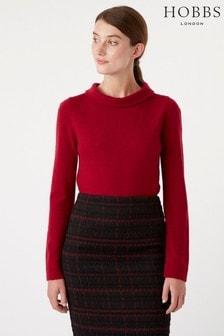 Hobbs Pink Audrey Sweater