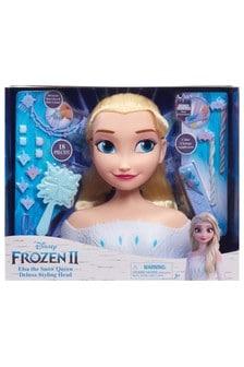 Disney™ Frozen 2 Deluxe Elsa Styling Head