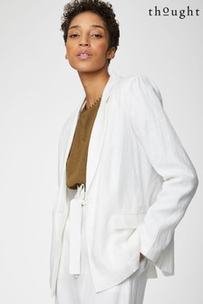 Thought White Ellena Jacket