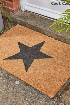 Cox & Cox Star Doormat