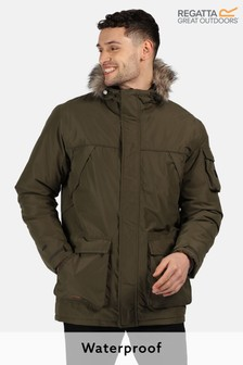 Regatta Green Salinger II Waterproof Jacket