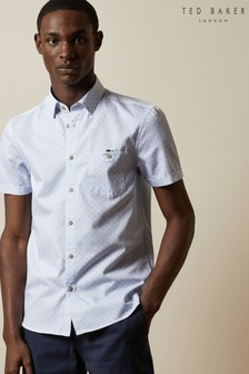Ted Baker Opoly Geo Shirt