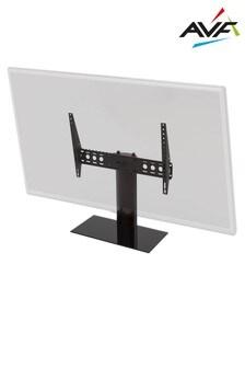 AVF Universal Table Top Stand/Base  600 VESA  Adjustable Tilt