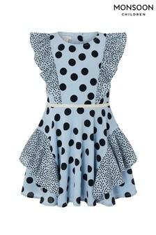 Monsoon Rene Spot Dress
