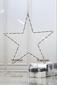Hanging Light Up Star
