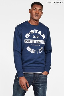 G-Star Originals Logo Sweater