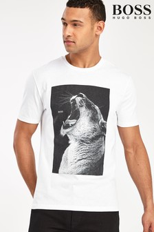 BOSS Troaar Animal T-Shirt