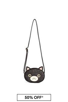 Molo Girls Black Bag