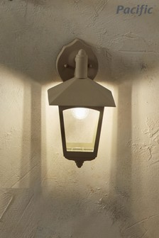 Metal Lantern Wall Light by Pacific Lifestyle