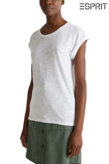 Esprit White T-Shirt