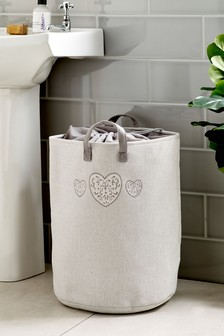 Heritage Hearts Laundry Bag