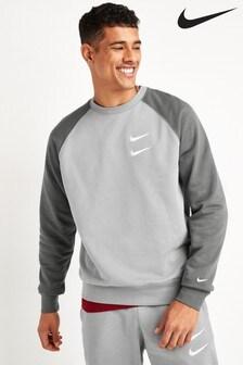 Nike Swoosh Crew Sweater