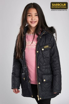 Barbour® International Girls Enduro Jacket