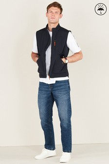 Shower Resistant Diamond Quilted Gilet