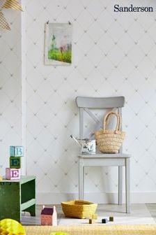Sanderson Home Nectar Wallpaper