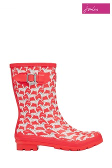 Joules Red Molly Wellies