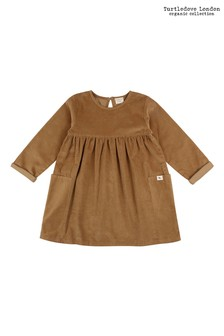 Turtledove London Pretty Cord Honey Dress