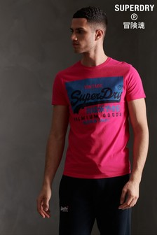 Superdry Organic Cotton Vintage Logo T-Shirt