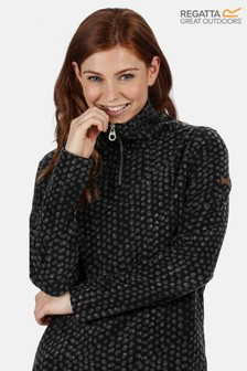 Regatta Leela Half Zip Printed Fleece