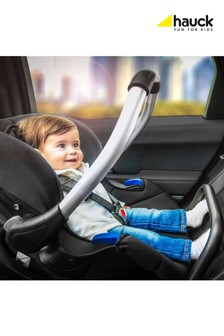 Hauck Comfort Fix Group 0+ Car Seat Pink/ Grey