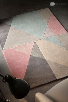 Trio Geo Rug by Origins