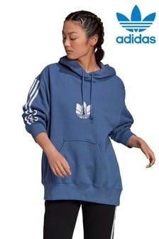 adidas Originals Adicolour 3D Oversized Pullover Hoodie