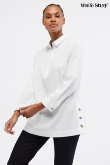 White Stuff White Nora Shirt