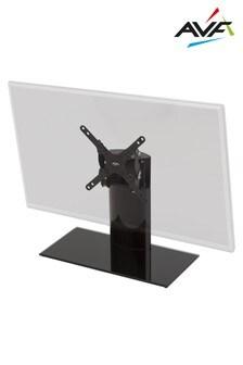 AVF Universal Table Top Stand/Base  400 VESA  Adjustable Tilt and Turn